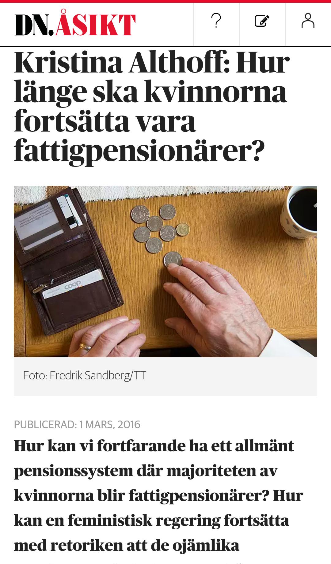 2016-03: DN Åsikt